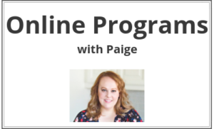 SFB Online Programs